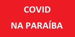 Dados sobre o COVID na Paraíba